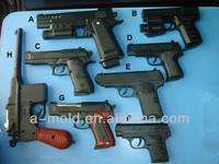 Big 6mm plastic airsoft toy gun/ Plastic Pellet Air Guns mold maker