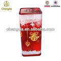 perfumes de vino caja de la lata de embalaje de navidad festival de primavera de regalo de disney a través de la prueba