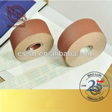 aluminum oxide abrasive emery cloth roll/sheet
