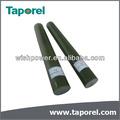 la resina de epoxy de refuerzo de plástico sólido varillas de fibra de vidrio