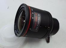 """1/2.7"""" 3MP Varifocal 2.8-12mm manual iris CS mount mega pixel IR lens"""