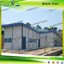 Modern Movable Light Steel Prefabricated Beach House