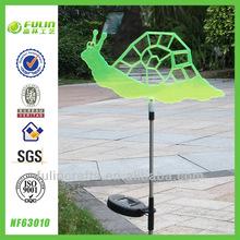 Garden Solar Stake Snail Acrylic