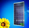 TUV Bluesun 250w poly sharp solar energy panel