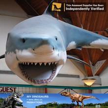 My Dino-shark amusement park decorations animated animals
