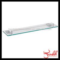 High quality unique modern glass shelf support