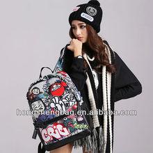 Top quality brand japanese cartoon school bags backpack, different models school bags back to school backpack for teens BBP130
