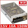 15V 10A AC to DC single output S-150-15 led drive