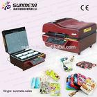 Hot sale 3D sublimation vacuum mobile phone case printing machine printer - sunmeta wholesale St-3042