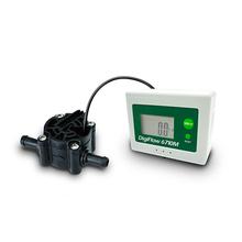 3/8 inch barb fuel flowmeter