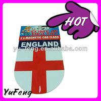 2014 car magnets flag outdoor magnet