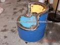 Reciclado tambor de aceite / barril silla