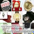 Compra de uma só vez 100% autêntico e rigorosamente inspecionados usado relógio rolex