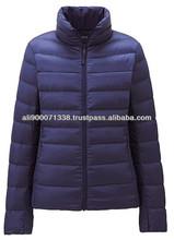 Women's ultra light down jacket