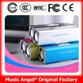 Angel music jh-mauk2b pc para aprender rádio fm mini alto-falante digital mp3 amplificador para aprender