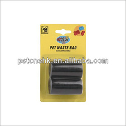 high quality dog waste bags pack