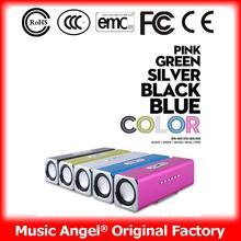 Music Angel JH-MAUK2B laser pen for game usb speaker for pc digital radio for sleep