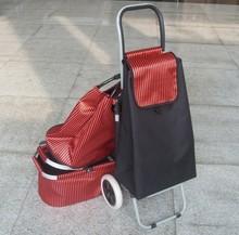 YY-40F04 tea trolley shopping carts for seniors laundry basket trolley