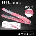 Htc jk-6005 infravermelho ultra-som alisador de cabelo