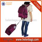 2014 High Quality school trolley bag for kids