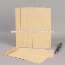 gold paper envelope peel and seal envelope kraft envelopes
