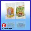 Heat Seal Food Packaging Bag With Window