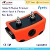 Smart phone control smart dog training collar and anti-bark collar