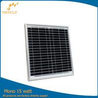 Sungoldsolar 15w mono mini solar panels for sale
