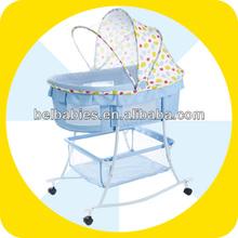 Travel baby rocking crib/cot/bed MC808-2