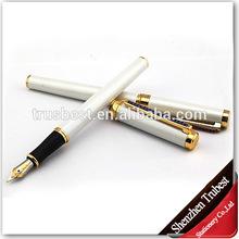 TM-60 Golden parker pen ,Top Quality Elegant promotion Fountain pen