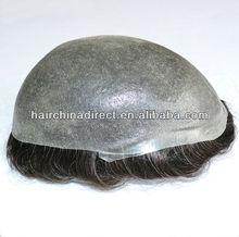 Undetectable men's wig