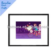 digital print framed art