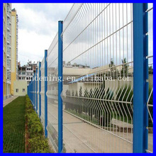 Cheap PVC Coated peach post fence made in China
