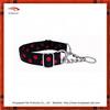 Printed dot chain martingale dog collar wholesale China