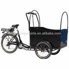 electric 3 wheel cargo bike