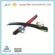wholesale crystal hair accessories JG6016-02