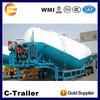 Three Axles Cement Bulk Trailer In Truck Semi Trailer On Sale
