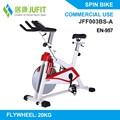 Bicicleta de giro del volante 20kg/cuerpo en forma de bicicleta de spinning/bicicleta de spinning( jff003bs)