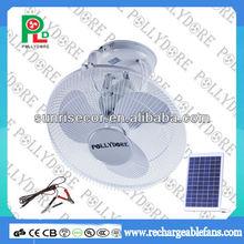 Solar DC Wall Fan