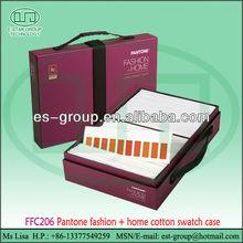 Pantone TCX Color Chart Swatch Case