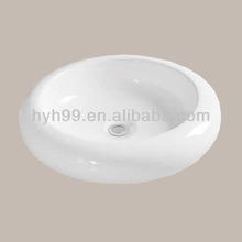 Well Quality Washing Ceramic Used Shampoo Bowls