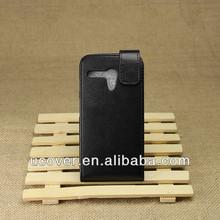 For Motorola Moto G flip genuine leather cover case