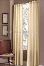 100% polyester Decorative Window Curtain