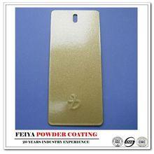 outdoor shiny gold powder spray paint