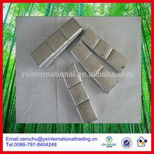 silver shisha charcoal plant