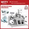 DK-320G label die cutting and slitting machine
