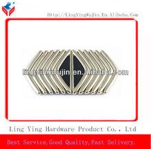 Wholesale Fashion metal belt buckle handicraft for wedding dress