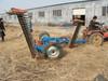 9SGJ-4.1 tractor double blade pull behind mower