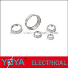 Accept PAYPAL China zinc conduit bushing