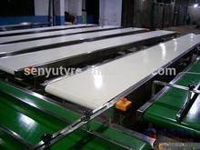 light duty conveyor belt, food grade pvc/pu conveyor belt